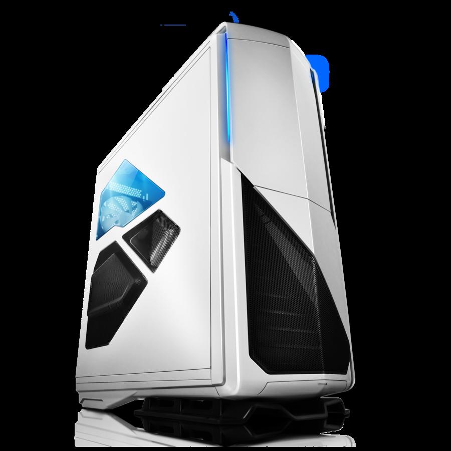 Nzxt Phantom 820 White Ultra Tower Pc Case Spot On