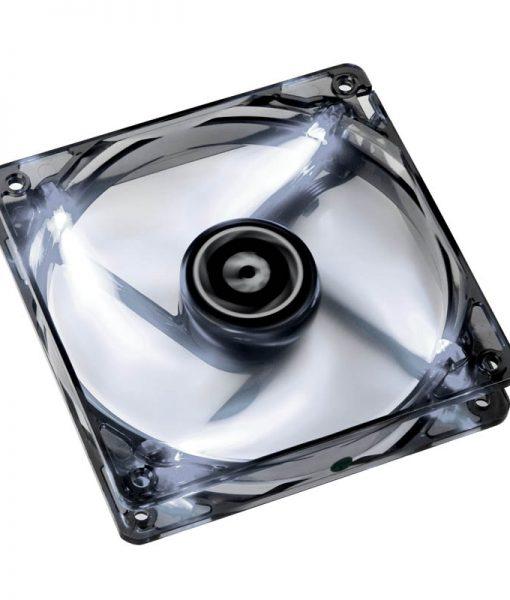 BitFenix Spectre PWM 120mm Fan White LED - Black