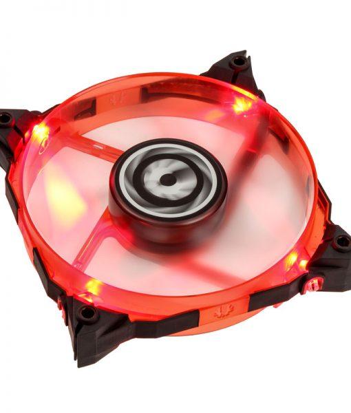 BitFenix Spectre Xtreme 120mm Fan Red LED - Black