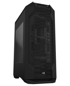 Aerocool LS5200 Black Mid Tower Case Designed for Watercooling