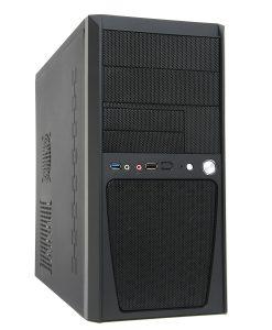 CiT Imp Micro Black Interior 500W 120mm Black Psu USB3 Port