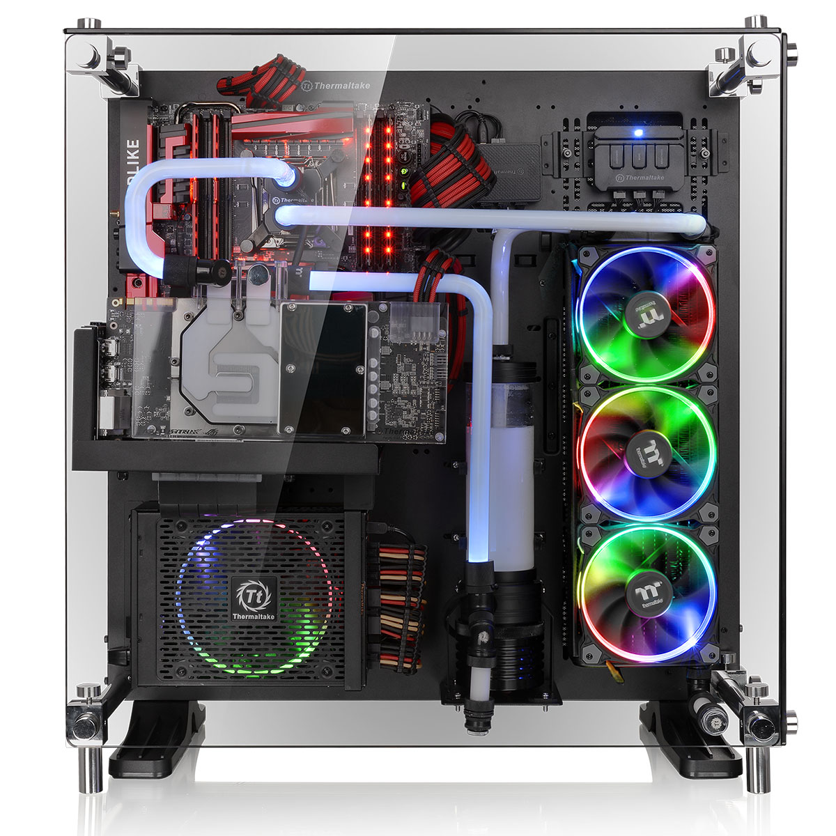 Thermaltake Pc Gaming Case Core P5 Tempered Glass Spot