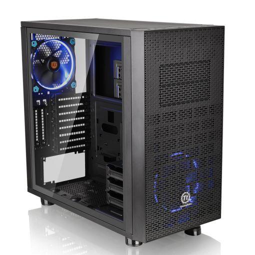 Thermaltake Core X31 PC Gaming Case RGB Black Windowed