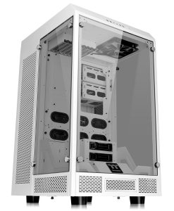The Tower 900 Thermaltake White PC Case E-ATX Tempered Glass