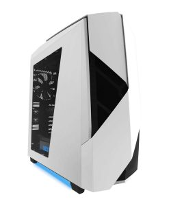NZXT Noctis 450 PC Gaming Case White