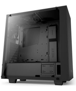 NZXT S340 Elite Gaming Computer Case with Window Black