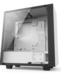 NZXT S340 Elite Gaming PC Case White