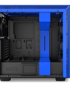 Nzxt Blue H700i Pc Gaming Case Smart Windowed Tower Pc Case Spot