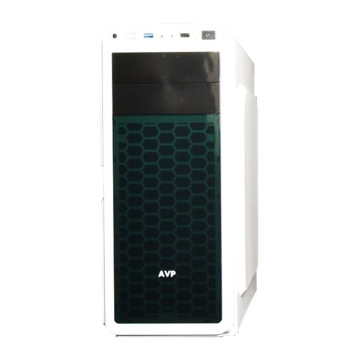 AVP X6 Mid Tower White Case