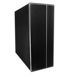 Lian Li PC-A10B Mid Tower Aluminium Black Case - OEM