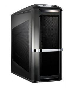 Compucase 6XR9 Xtreme Gaming PC Case Black