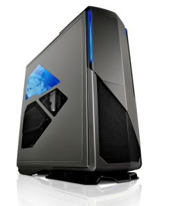 Gaming PC Case NZXT Phantom 820 Gunmetal Grey