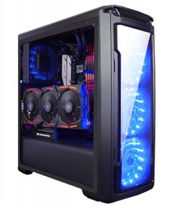 Xigmatek Hawthorn Black Mid Tower Case
