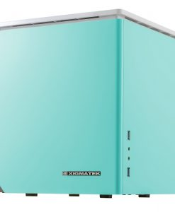Xigmatek Nebula C Mini-ITX Cube Case Blue