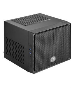 CoolerMaster Elite 110 Mini ITX Cube PC Gaming Case