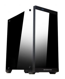 Xigmatek Scorpio Gaming PC Case Tempered Glass
