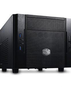 CoolerMaster Elite 130 Mini ITX Case - Black
