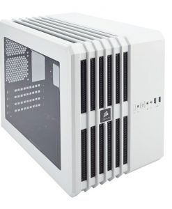 Corsair Carbide Series Air 240 High Airflow PC Case - White (CC-9011069-WW)