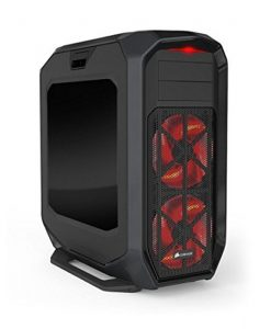 Corsair Graphite 780T Full Tower Case - Black (CC-9011063-WW)