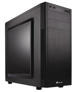 Corsair Carbide Series 100R Mid-Tower Case - Black (CC-9011075-WW)