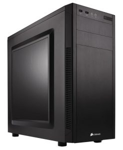 Corsair Carbide Series 100R Mid-Tower Case - Black (CC-9011075-WW)