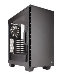 Corsair Carbide 400C Midi Tower Gaming Case - Black Window (CC-9011081-WW)