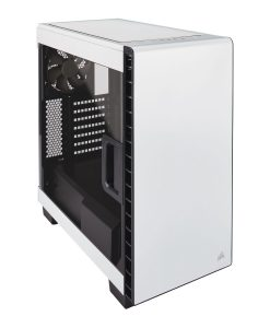 Corsair Carbide 400C Midi Tower Gaming Case - White Window (CC-9011095-WW)
