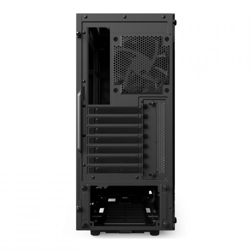 NZXT S340 Elite Gaming PC Case Black VR Support