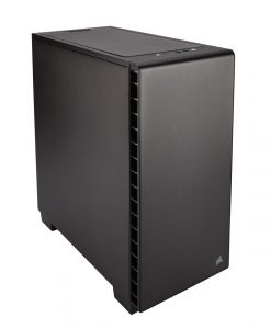 Corsair Carbide 400Q V2 Silent Midi Tower Gaming Case - Black (CC-9011100-WW)