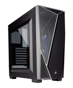 Corsair SPEC-04 Midi Tower Gaming Case - Black/Grey (CC-9011109-WW)