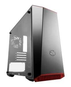 CoolerMaster MasterBox Lite 3.1 Micro-ATX Case - Black Window