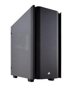 Corsair Obsidian 500D Midi Tower Gaming Case - Black Tempered Glass (CC-9011116-WW)