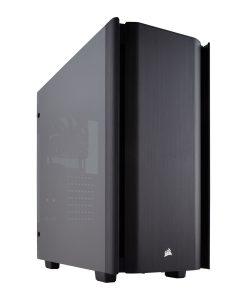 Corsair Obsidian 500D Midi Tower Gaming Case - Black Tempered Glass (CC-9011116-WW)