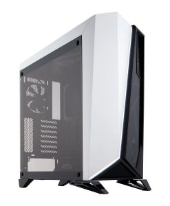 Corsair SPEC-Omega Midi Tower Gaming Case - White Tempered Glass (CC-9011119-WW)
