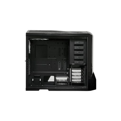 NZXT Phantom Gaming PC Case Black/Green Stripes