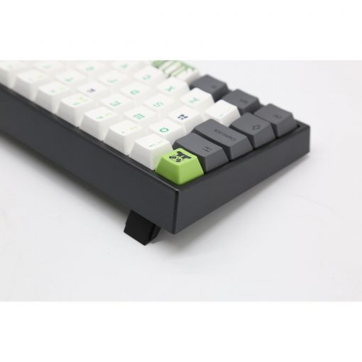 Ducky x Varmilo MIYA Pro Panda Edition Mechanical Keyboard MX Brown - Black