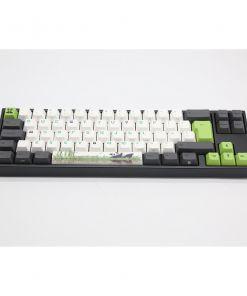 Ducky x Varmilo MIYA Pro Panda Edition Mechanical Keyboard MX Red - Black