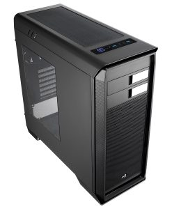 Aerocool Aero 1000 Black Mid Tower Gaming Case Side Window