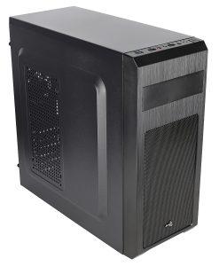 Aerocool SI5101 Midi Gaming PC Case Black