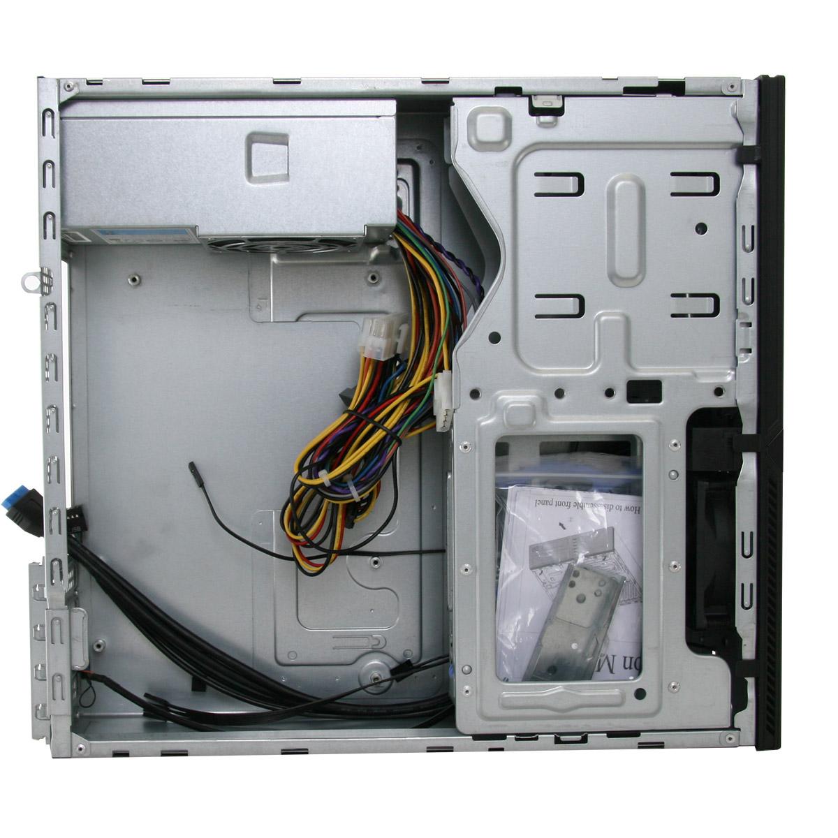 Cit S503 Micro Atx Desk Top Case 2 X Usb2 2 X Usb3 With