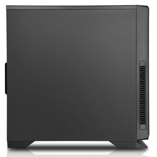 Silent Gaming PC Case Game Max Black