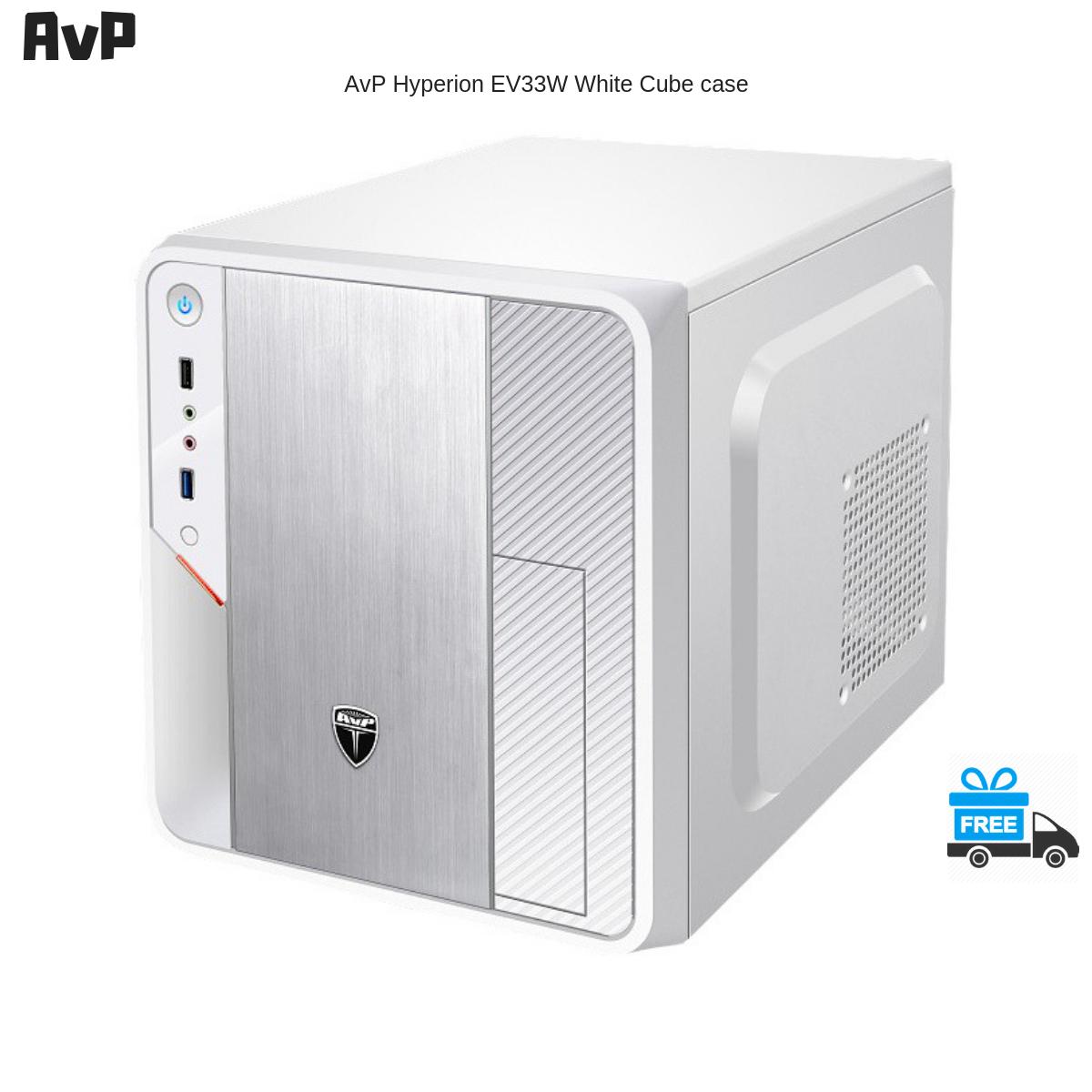 AvP Hyperion EV33W White Cube case