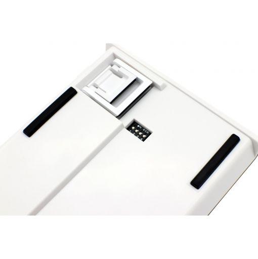 Ducky One2 Mini RGB Backlit USB Mechanical Keyboard Cherry MX Speed Silver Switches (UK Layout)