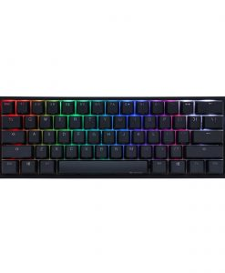 Ducky One2 Mini RGB Backlit USB Mechanical Keyboard Cherry MX Brown Switches (UK Layout)