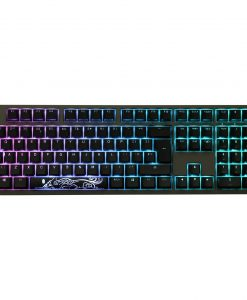 Ducky Shine 7 RGB Backlit USB Mechanical Keyboard with Cherry MX Blue Switches