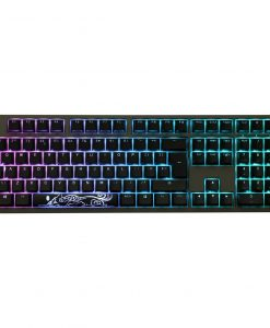 Ducky Shine 7 RGB Backlit USB Mechanical Keyboard with Cherry MX Speed Silver Switches