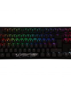 Ducky One2 Mechanical Keyboard TKL RGB USB with Cherry MX Red Switches