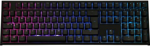 Ducky One2 Mechanical Keyboard RGB with Cherry MX Blue Switches
