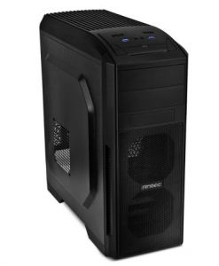 Antec GX500 Black Mid Tower Gaming Case