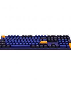 Ducky One 2 Horizon USB Mechanical Keyboard Cherry MX Black Switches (UK Layout)